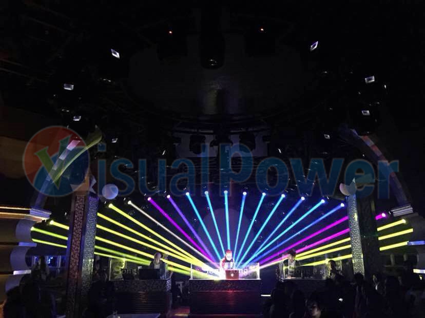 Specifications ... & Rotating LED lighting truss with LED display - Kinetic LED display ...